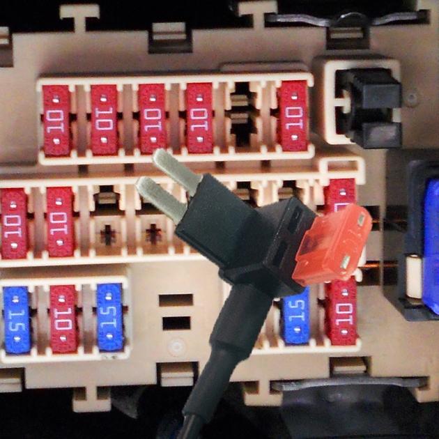 PR-75 2孔外接插座(MICRO2插頭座+1電線) 3